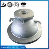 Moulage en fer forgé en fonte forgé en acier forgé pour fonte grise Iron 200 Black Coated Casting