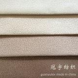 Tessuto della pelle scamosciata della tappezzeria di timbratura di oro della stagnola per tappezzeria domestica