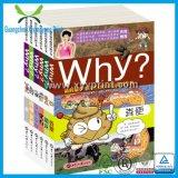 Usine bon marché faite sur commande d'impression de livre pour enfant en Chine