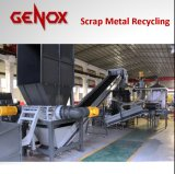Scrap Metal Shredding & Recycling System /Plant