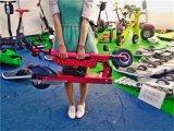 効果のシート8inchの緩和のFoldable電気蹴りのバランスの移動性のスクーター