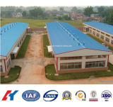 Construction légère préfabriquée d'atelier de structure métallique (KXD-SSW90)