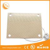 Calefator da borracha de silicone da baixa tensão de elemento de aquecimento