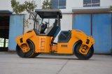 Ролик дороги барабанчика 8 тонн польностью гидровлический двойной (JM808HA)