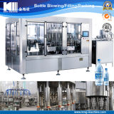 Water Washing Filling and Lid Closing Machine