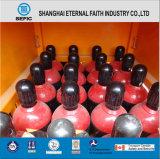 酸素の高圧小さいガスポンプ(ISO9809 232-40-150)