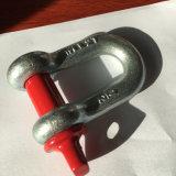 G210によって電流を通されるねじピン・チェーンの手錠
