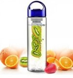 700ml Tritan Water Bottle с Fruit Infuser