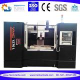 Филировальная машина CNC оси алюминия Vmc1270/металла 4