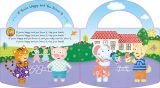 Libro de la dimensión de una variable de la tarjeta del módulo de los sonidos para los niños