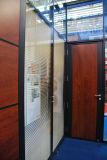 Mur en verre encadré par Systems/Aluminum de cloison de séparation de bureau