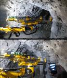 Double câble d'alimentation enorme Drilling hydraulique de la relation étroite Gp82