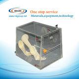 Scatola per guanti di vuoto del laboratorio per fabbricazione della batteria di litio