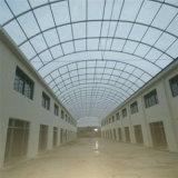 Taller ligero de la estructura de acero del diseño de la construcción del metal