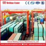 Port efficace élevé soulevant la grue mobile de chantier naval