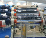 Haustier PMMA PCps-Blatt-Ähnlichkeits-Doppelt-Schrauben-Plastikextruder-Maschine