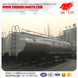 Approvisionnement direct d'usine en de camion-citerne remorque semi pour le transport de lait