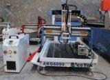 Acctek 소형 2 바탕 화면 4 축선 CNC 대패 조판공 6090/대패 기계 나무, MDF 의 금속, 돌, 알루미늄을 새기는 고속 CNC 나무