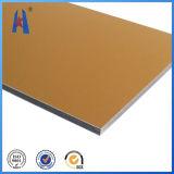 Pannello composito di alluminio esterno ASP della fabbrica professionale PVDF