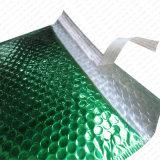 Hete Kleuren Glanzende Metaal Groene Opgevulde Mailer