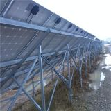 Solargleichlauf-Systems-Bodenschraube für Schienen-Zahnstangen-Halter