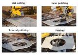 多機能CNCの4軸線の花こう岩橋は見た石造りの切り分ける機械(Igs3500)を