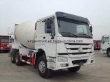 Sinotruk 상표 구체 믹서 트럭 또는 믹서 트럭 또는 시멘트 믹서 트럭