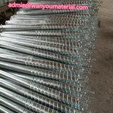 Pila del tornillo de la alta calidad y material estándar del acero