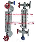 Calibrador de cristal Indicador-Industrial de la lente del nivel de acrílico del Liquidglass-Reflejo