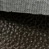 Cuoio del PVC del cuoio dei bagagli del cuoio sintetico del PVC del reticolo del litchi del Peng Ding di certificazione dell'oro dello SGS