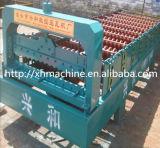 Полноавтоматический Corrugated крен листа толя плитки формируя машину (XH850)