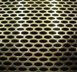 Kg 당 최신 판매 다이아몬드 구멍 스테인리스 관통되는 격판덮개 가격