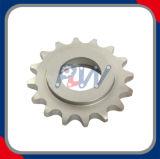 Zinco de alta qualidade rodas dentadas industriais chapeadas