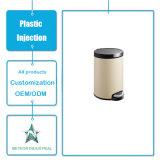 Moulage par injection en plastique personnalisé de ménage de poubelle de panier en plastique d'ordures