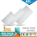 Hoogste Kwaliteit 36W Dimmable het 1200*300mm LEIDENE Licht van het Comité