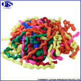 Großhandel Günstige Natur Latex Multicolor Twisting Spiral-Ballon