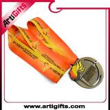 熱伝達のリボンが付いているカスタマイズされたメダル