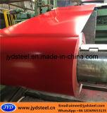 Покрынный цвет высокого качества гальванизировал стальную катушку PPGI