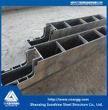 Поднимаясь структура части стальная для машины моста
