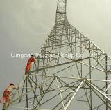Башня стали скрещивания длинней передачи распределения силы пяди большая