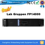 Amplificador de energía estándar sano audio profesional de Gruppen del laboratorio