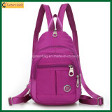 Popular Shoulder Satchel Backpack Lady Bag Satchel (TP-BP206)