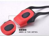 Lumière de vente chaude de silicones de cobra de bicyclette pour la sûreté