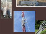 Galvanisierter Mikrowellen-Antennen-Kommunikations-Kerl-Mast-Stahl-Aufsatz