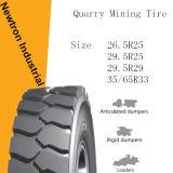 Pneu en gros de chargeur de dumper de Boto, pneu de 29.5r29 OTR