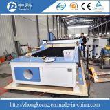Dobro da tubulação de aço de chapa de aço Using a máquina de estaca do CNC do plasma