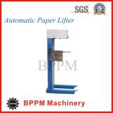 Elevador de papel para la máquina de laminación semiautomática