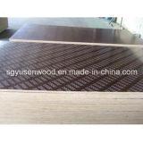 La madera contrachapada que cerraba impermeable/la película negra de Brown hizo frente a la madera contrachapada para la construcción