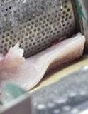 Os de poissons retirant la machine de séparateur d'os de chair de poissons de machine
