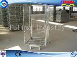 建築現場(FLM-K-003)のための鋼線の網の容器かケージまたは記憶